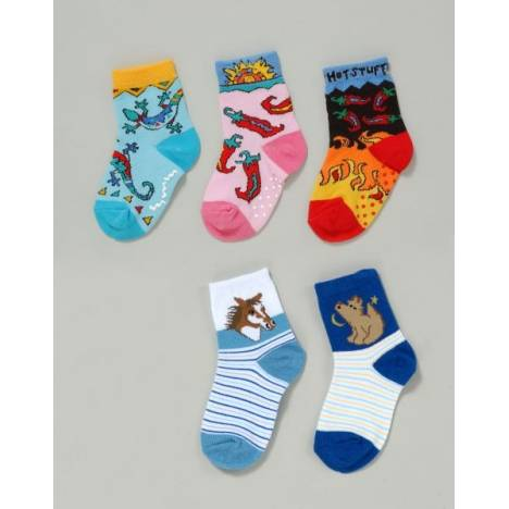 Gift Corral Gift Corral Infant Western Socks
