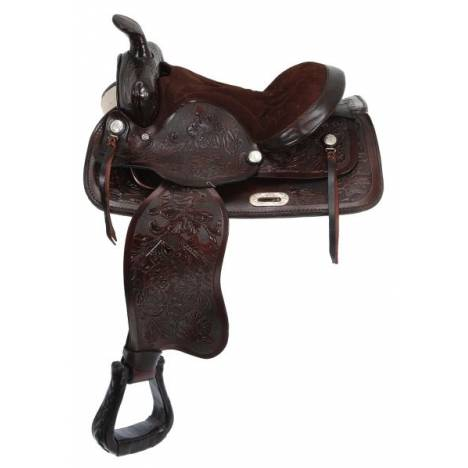 King Series Montana Youth Saddle Package