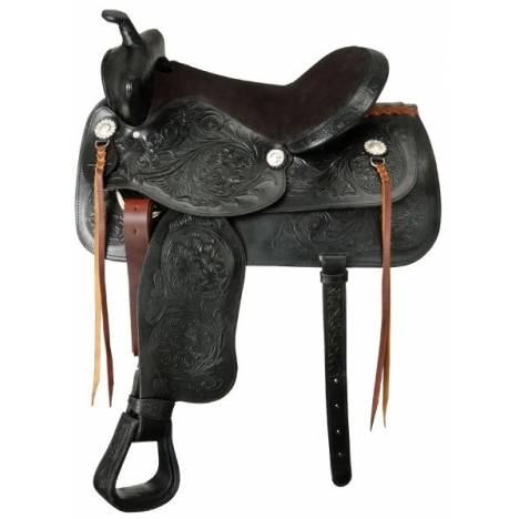 King Series Show King II Saddle Package
