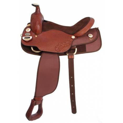 King Series Southwest Synthetic Saddle Package