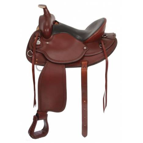 King Series Wolverene Wide Tree Saddle Package
