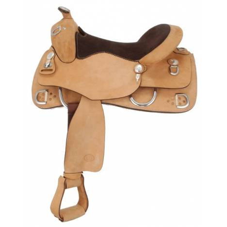 Royal King RB Auto Adjust Trainer Saddle Package