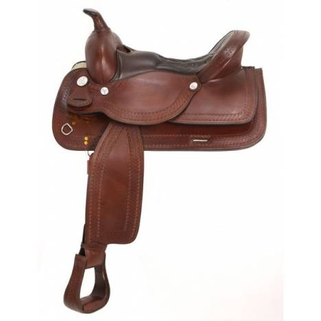 Royal King RB Auto Adjust Trail Saddle Package