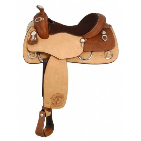 Royal King Jasper Trainer Saddle Package