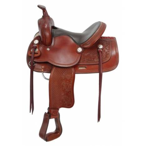 Royal King Jr Classic Saddle Package