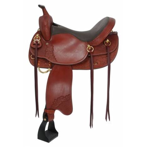 Royal King Memphis Trail Saddle Package