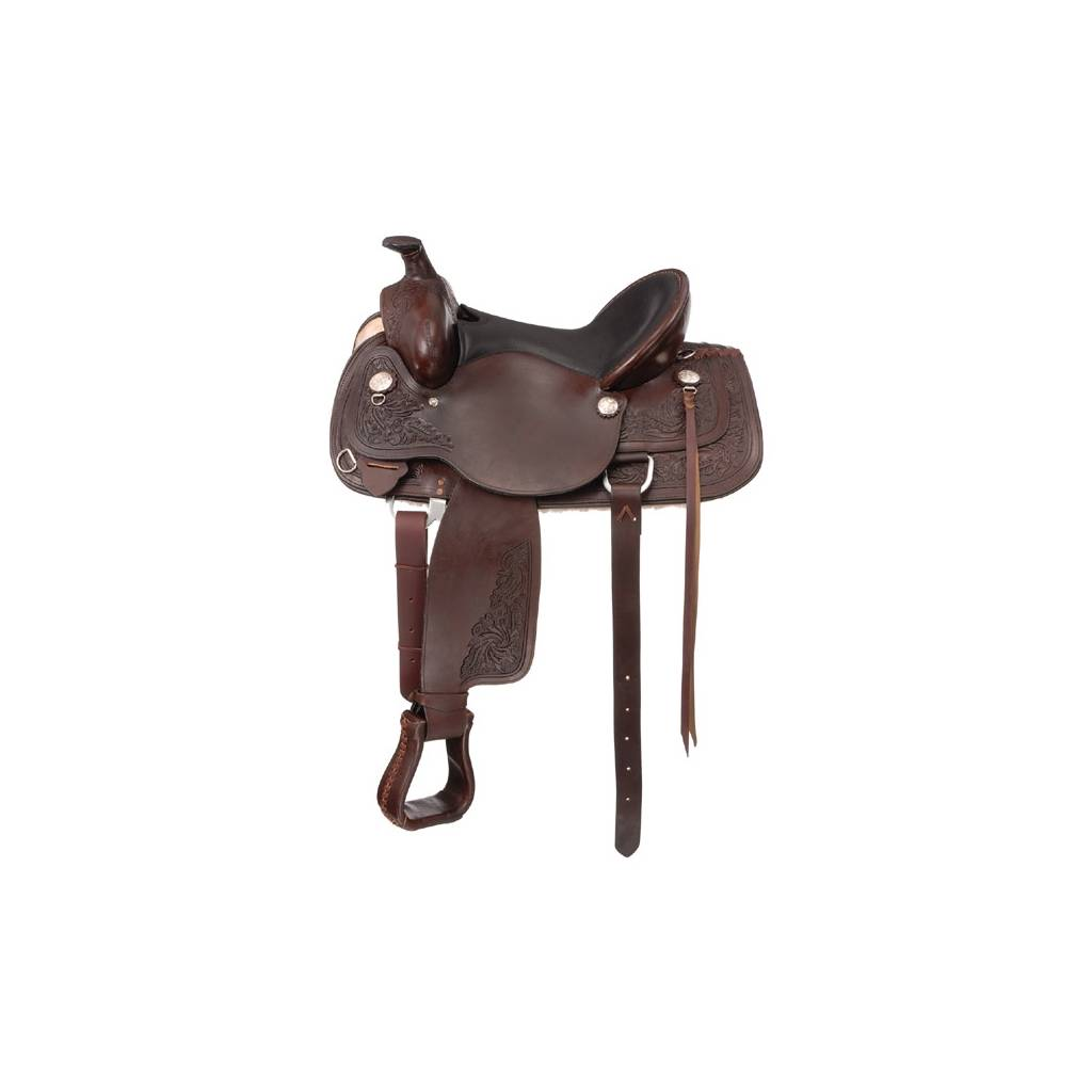 Royal King Adkins Trail Saddle