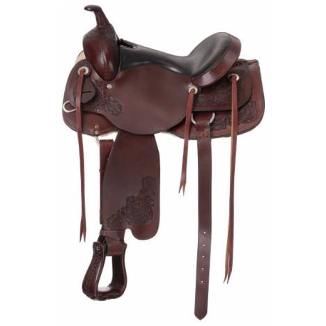 Royal King Alpine Trail Saddle Package