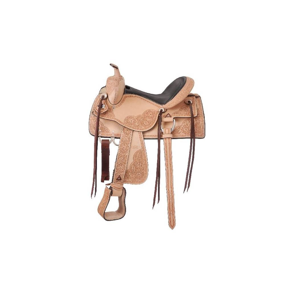 King Series Rockwell Old Time Trail Saddle