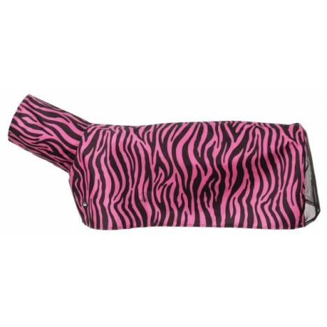 Tough-1 600 Denier Waterproof Poly Sheep Blanket with Mesh - Zebra Prints