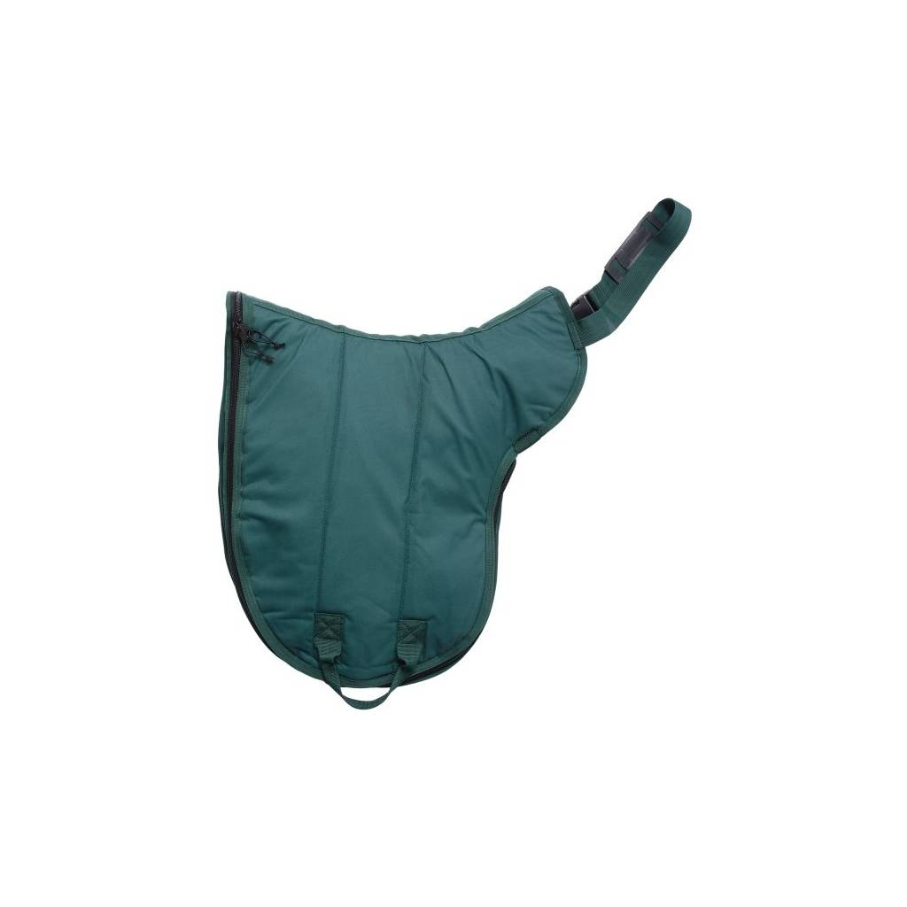 Tough-1 Deluxe Padded English Saddle Carrier