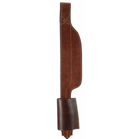 Tough-1 Wide Fender Stirrup Leathers