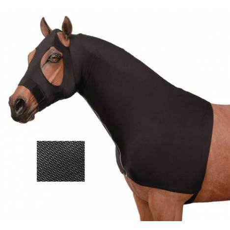 Tough-1 Mesh Lycra Mane Stay Hood