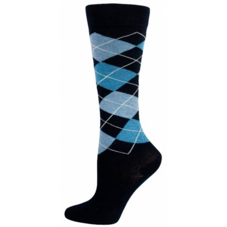 Gatsby Girl Argyle Collection Socks