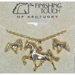 Finishing Touch Walking Horse Gift Set