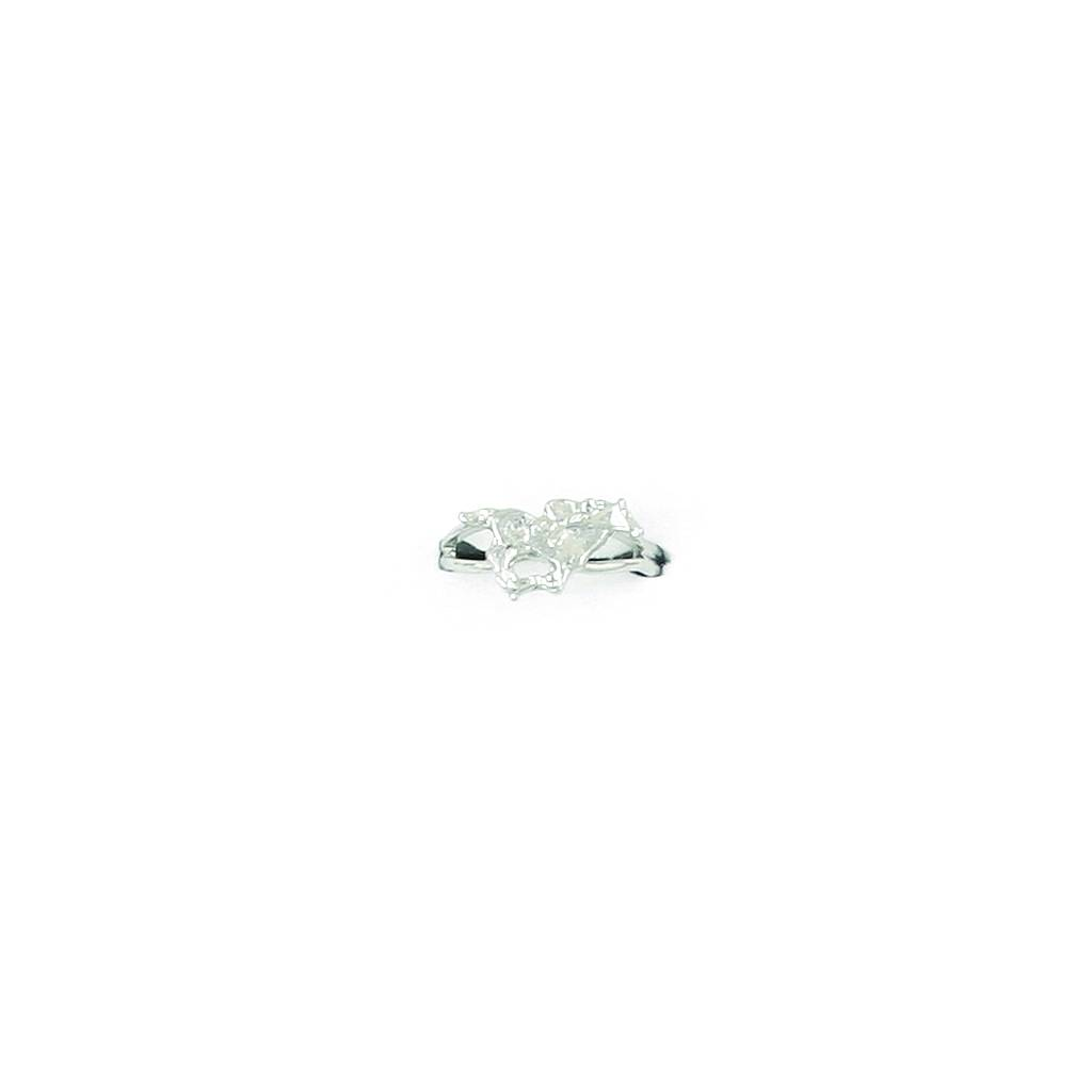 Finishing Touch Thoroughbred Racer Adjustable Ring - Imitation Rhod