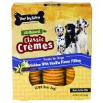 Three Dog Bakery Classic Cremes Golden Cookies