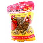It's Hentastic Mealworm To Go Chicken Supplement Bag
