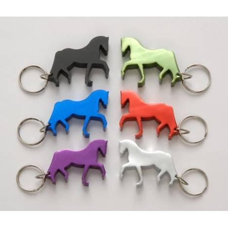 Gift Corral Horse Keychain/Bottle Opener - 6 Pack