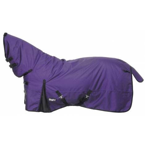 Tough-1 1200D Waterproof Poly Full Neck Turnout Blanket