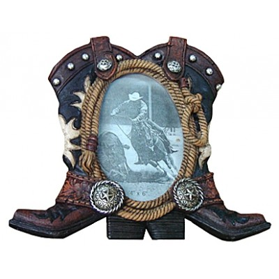 Gift Corral Cowboy Boots Frame Horseloverz