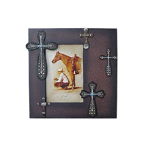 Gift Corral Crosses Frame