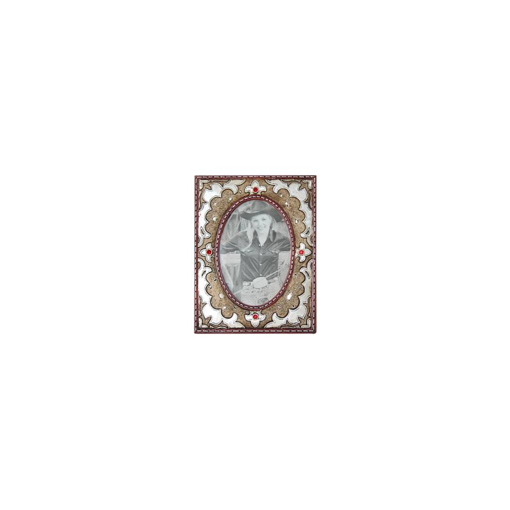 Gift Corral Leather Look Frame