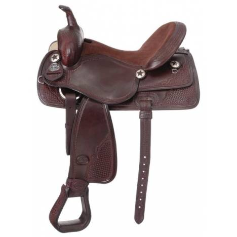 King Series All Around Trail Saddle Package