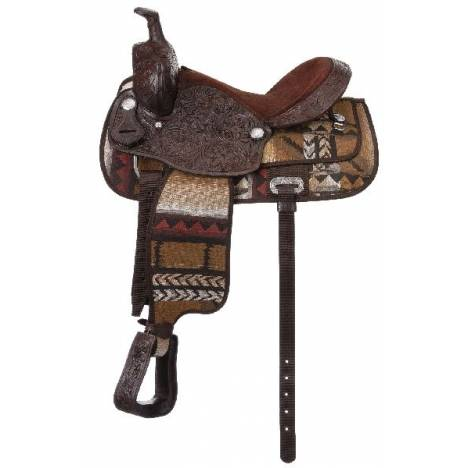 King Series Calico Trail Saddle Package