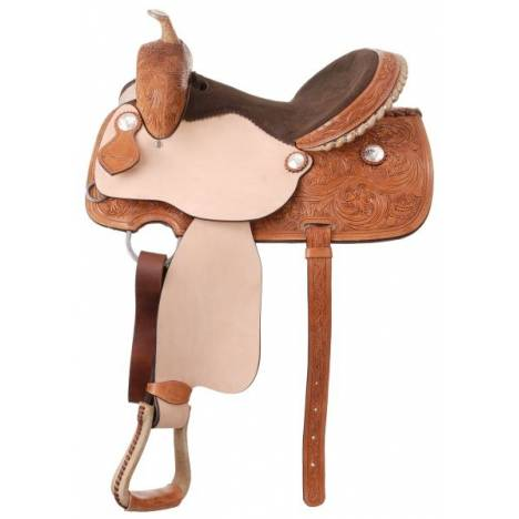 Royal King Denison Barrel Saddle Package