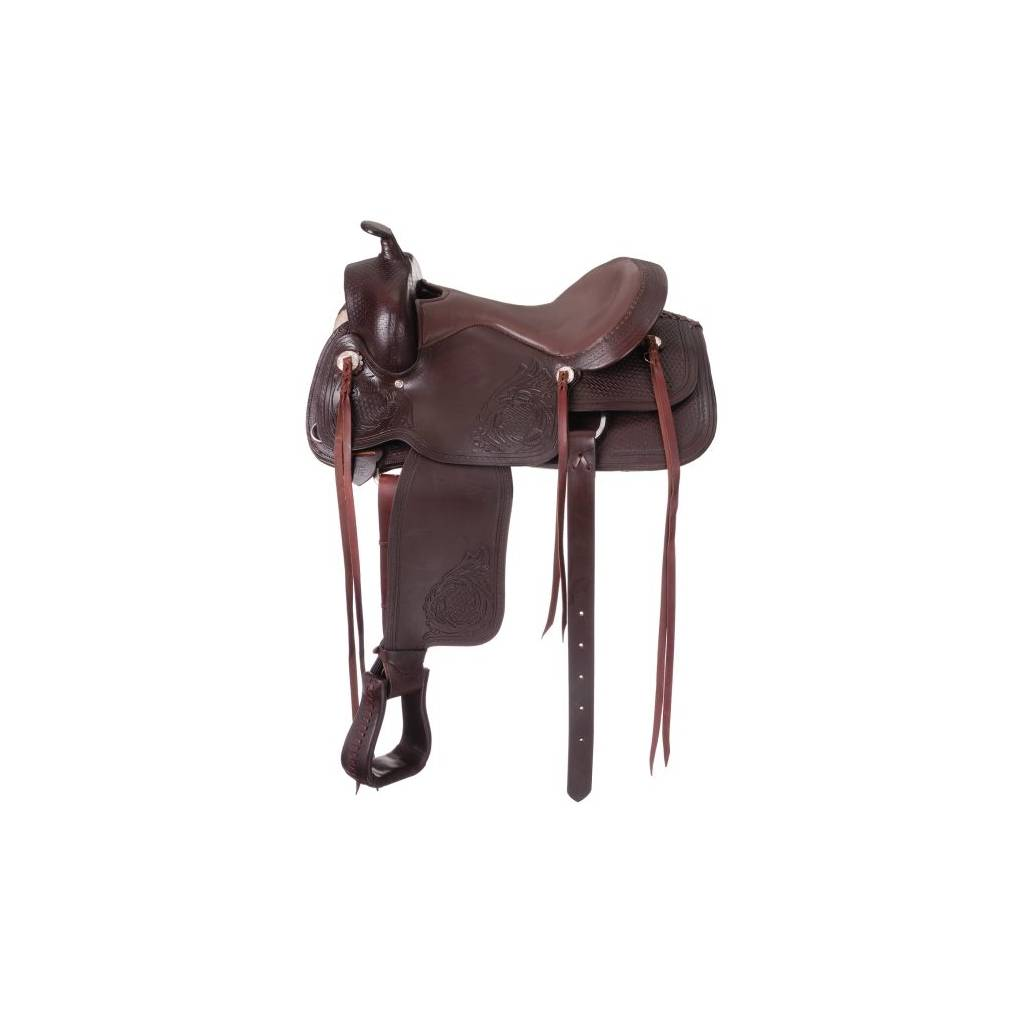 Royal King Grayson Trail Saddle