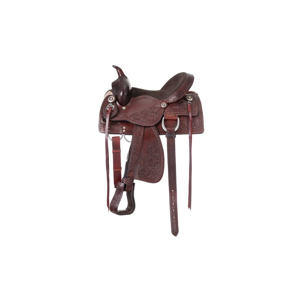 King Series Jacksonville Youth Trail Saddle