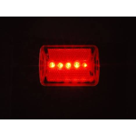 Gift Corral 4 Function 3 LED Flashing Safety Light