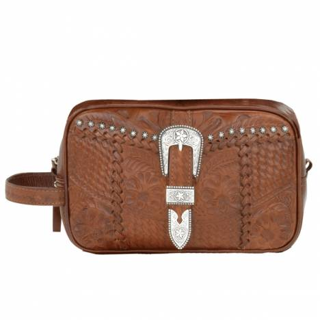 AMERICAN WEST Retro Romance Travel Accessory Case