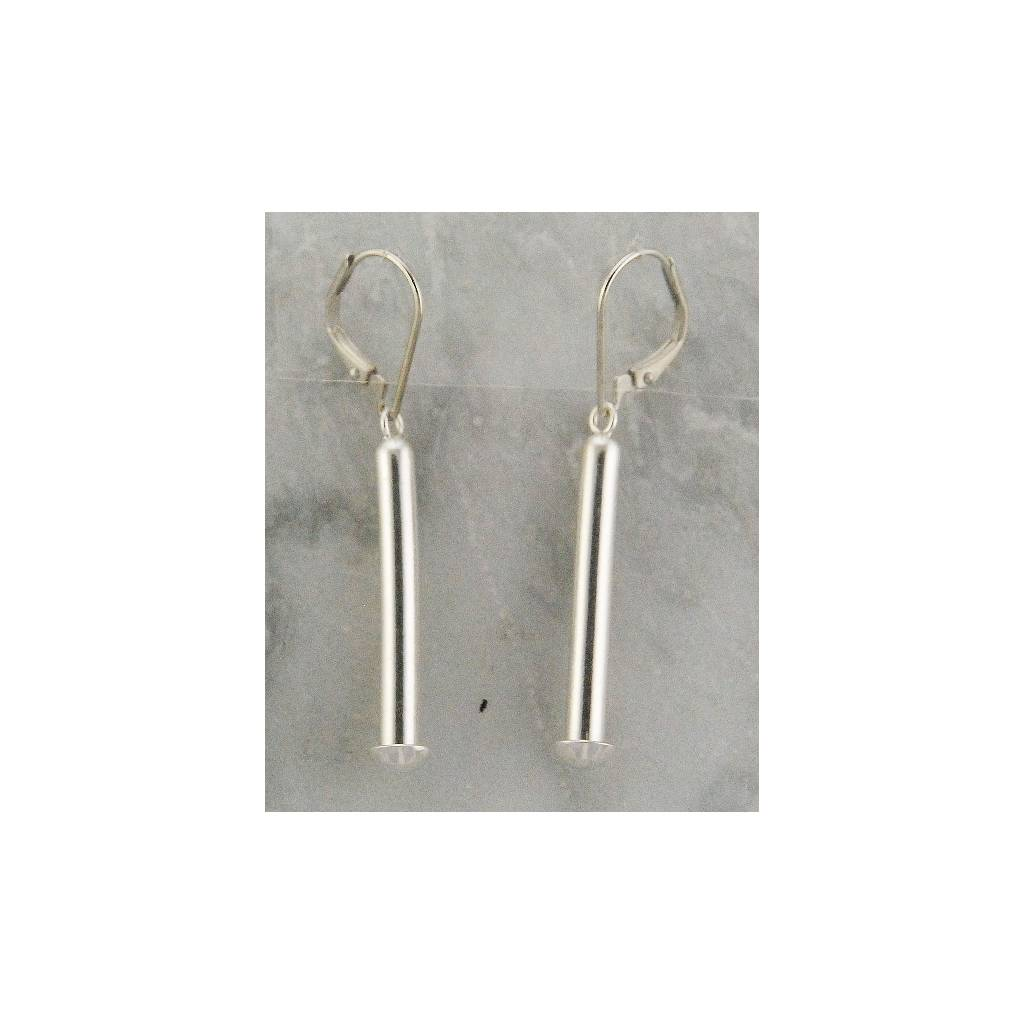 Finishing Touch Drop Link Earrings - Euro Wire