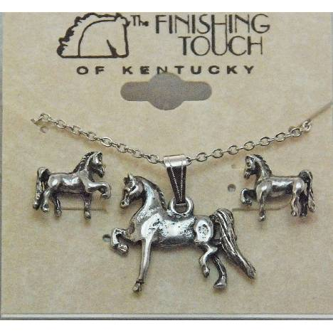 Finishing Touch Saddlebred Gift Set