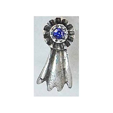 Finishing Touch Blue Ribbon Tack Pin