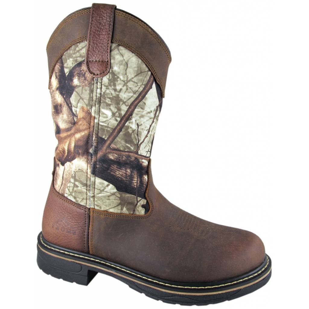 Smoky Mountain Mens Stag Wellington Boot