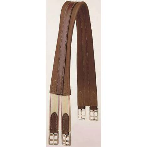 TORY LEATHER Contour English Girth with Elastic