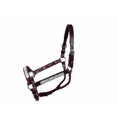 Tory Leather Oklahoma Straight Cheek Economy Show Halter