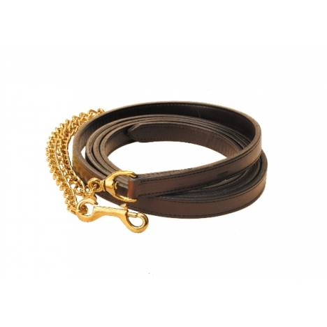 Tory Leather Double & Stitched Stud Lead