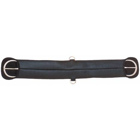 TORY LEATHER Straight PVC Covered Girth