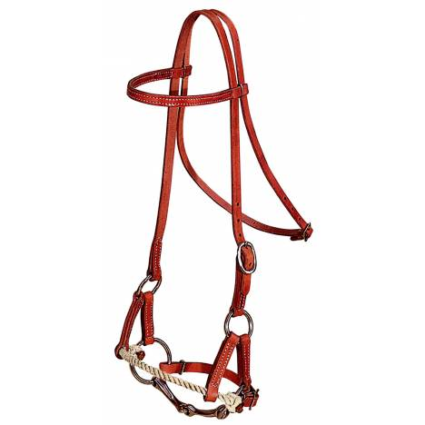 Weaver Leather Harness Leather Half Breed - Single Rope
