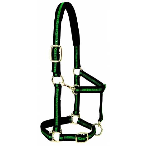 Weaver Leather Padded Adjustable Snap Halter