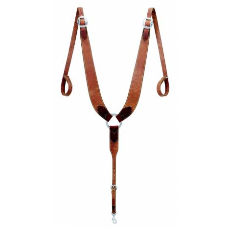 Weaver Leather Pulling Breast Collar