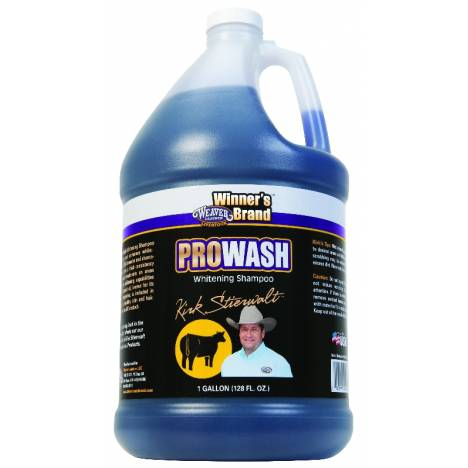 Weaver Leather Stierwalt ProWash Whitening Shampoo