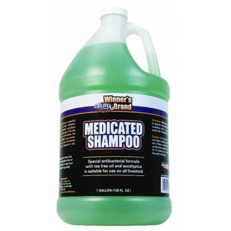 Weaver Leather Medicated Shampoo