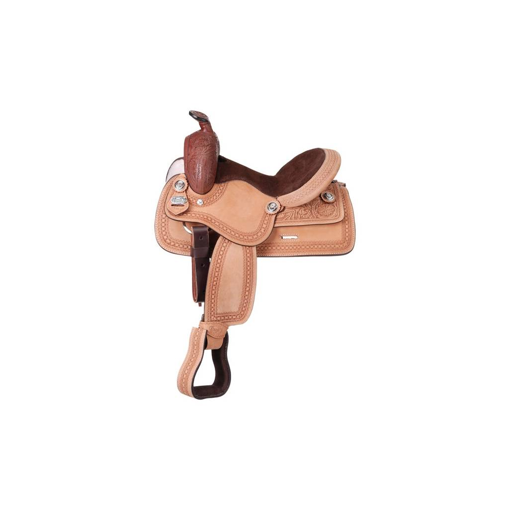 King Series Harris Trail Saddle