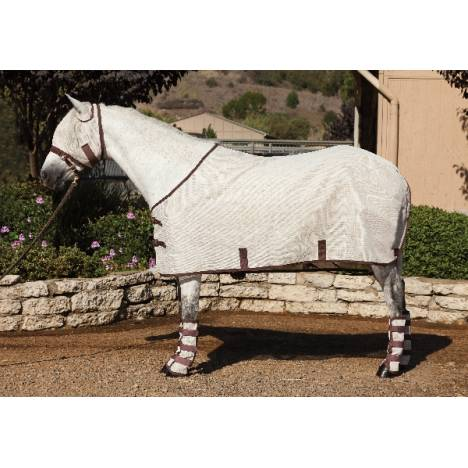 Kensington Natural Collection Textilene Protective Fly Sheet - Traditional Cut - Get a Free Fly Mask with Purchase!
