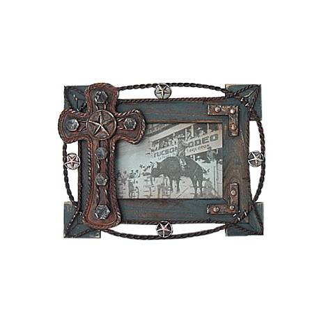 Gift Corral Cross and Star Frame